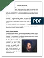 Historia de Cañete