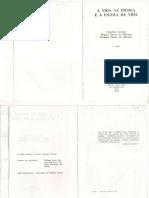 A Vida na Escola e a Escola da Vida.pdf