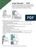 objetivos de las técnicas neuromusculares