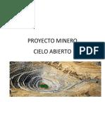 Report Plan Minero