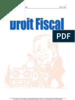 fiscalité IGR