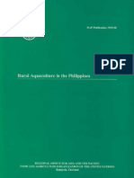 Rural Aquaculture in the Philippines(FAO Documents)