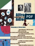1H4_Alfred Adler's Individual Psychology