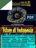 Membingkai Kembali Islam di Indonesia- IAIN Sby.pptx