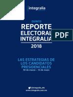 Quinto Reporte Electoral Integralia