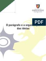 EAD Aula 14 - O Parágrafo e a Organização das Ideias.pdf