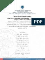 Universidad Tecnica de Machala Proyecto Final Segundo Semestre