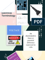 basic electrical terminology