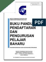 7_Buku Panduan Pendaftaran PPISMP - 2017