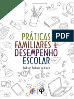COSTA (2017) Práticas Familiares e Desempenho Escolar