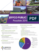 HANDOUT 2018 JeffCo proposed $547 million capital bond measure and a $33 million mill-levy override.
