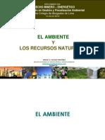 Clase 1 El Ambiente y Los Rn Miguel Aguado