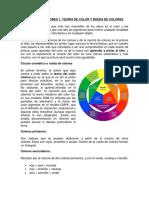 Mezcla de Colores, Tecnicas Pictoricas, Uso Del Pincel