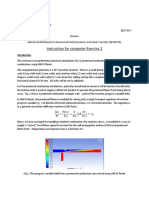 AdvanceCFD ComputerExercise 2 2017