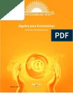 Algebra Para Economistas