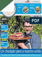 Cocineros Argentinos 24/08/2018