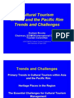 Cultural Tourism in Asia and the Pacific Rim Trends and Challenges Presentation