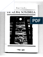 De Alba Sombría - Jesús Gardea