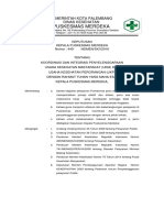 1.2.5.1 Koordinasi & Intergrasi Ukm Ukp