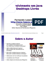 Java Desktop Livre