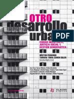 H. Poggiese & T. Cohen - Otro Desarrollo Urbano