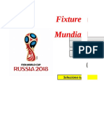 Fixture Mundial Rusia 2018 3