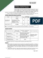 SAIL Jobs Notification of Various Staff