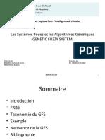 Les Systèmes floues et les Algorithmes Génétiques3