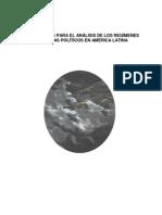Perspectivas Para El Analisis de Los Regimenes y Sistemas Politicos en America Latina Tema Tres