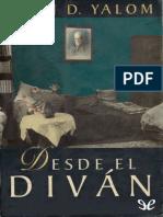 Yalom, Irvin David - Desde el divan [19104] (r1.1).epub