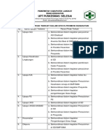 Identifikasi Pihak Terkait Dalam Upaya Promosi Kesehatan