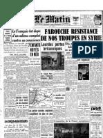 Le Marin - 10 Giugno 1941