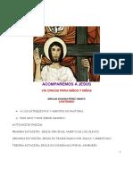 Acompanemos a Jesus Viacrucis Para Ninos - Maria Eugenia Perez Tamayo