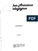 Desenhos Artístios Pedagógicos - VI