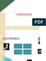 Hidroestatica