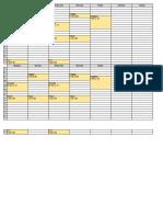 Fall 2017 Fullerton College Schedule