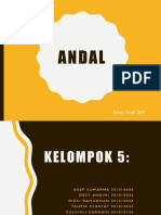 ppt andal  PPPT