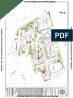 Plano Facultad Tecnologica Universidad Distrital