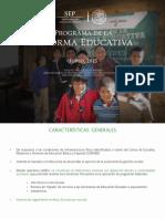Programa de La Reforma Educativa