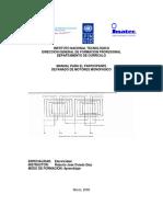 Manual de Devanado de Motores Monofasicos Revisado