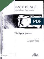 O manto de Noé - Philippe Julien.pdf