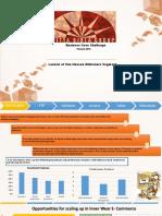 Aditya Birla Group - Business Case Study Challenge - Pinnacle 2016