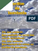 JARDIM DA INOCENCIA - PAULO CESAR BARUK.pptx
