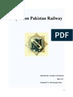 Pakistan Railway..