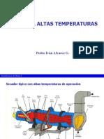 Diseño de Secadores Adiabáticos de Alta Temperatura