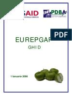 EUREPGAP (ghid) 2006