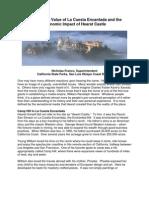 The Cultural Value of La Cuesta Encantada and the Economic Impact of Hearst Castle