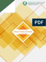 Bakery Company Profile