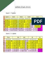 Calendar 2010-2011