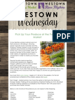 westown wednesday - august 22